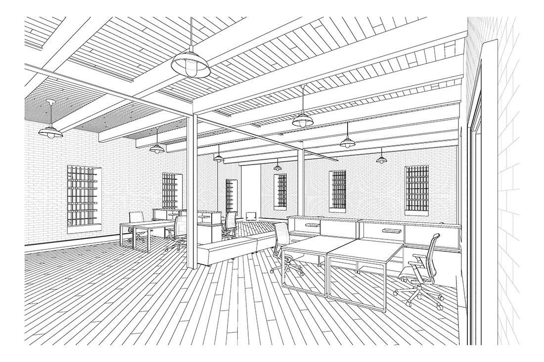 Main Cell Block - Interior 1